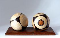 sphère en segmentée Ø = 65 mm